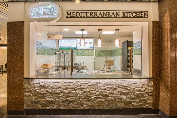 Caper's Mediterranean Kitchen